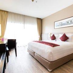 Отель Deevana Plaza Phuket 4* Номер Делюкс с различными типами кроватей фото 4