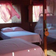 Отель Coco cabañas Гондурас, Тела - отзывы, цены и фото номеров - забронировать отель Coco cabañas онлайн комната для гостей фото 2