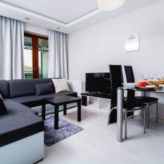 Отель erApartments Wronia Oxygen комната для гостей