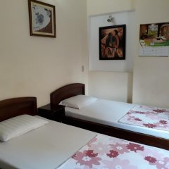 Giang Hotel сейф в номере