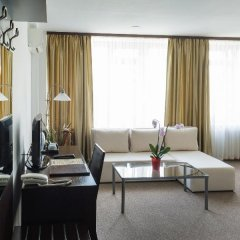 Гостиница Уланская 3* Стандартный номер с двуспальной кроватью фото 10