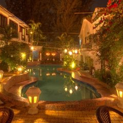 Отель Estrela Do Mar Beach Resort Гоа бассейн