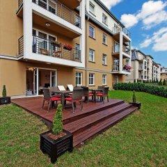 Апартаменты Dom And House Apartments Parkur Sopot Сопот