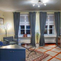 Отель Residence Týnská Чехия, Прага - 6 отзывов об отеле, цены и фото номеров - забронировать отель Residence Týnská онлайн комната для гостей фото 5