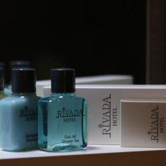 Rivada Hotel Турция, Дербент - отзывы, цены и фото номеров - забронировать отель Rivada Hotel онлайн ванная фото 2