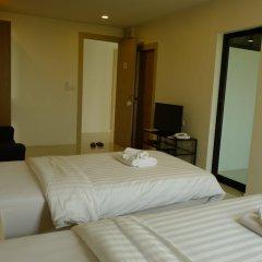 Отель 185 Residence сейф в номере