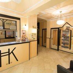 Hotel & Apartments Klimt интерьер отеля
