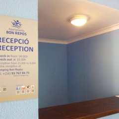 Отель Camping Bon Repos Испания, Санта-Сусанна - отзывы, цены и фото номеров - забронировать отель Camping Bon Repos онлайн
