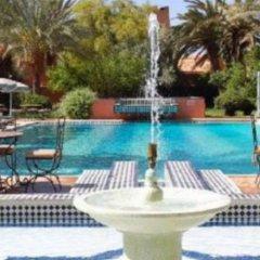 Отель Ouarzazate Le Tichka Марокко, Уарзазат - отзывы, цены и фото номеров - забронировать отель Ouarzazate Le Tichka онлайн бассейн фото 3
