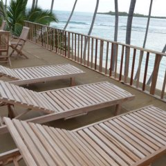Отель Batuta Maldives Surf View Guest House Мальдивы, Северный атолл Мале - отзывы, цены и фото номеров - забронировать отель Batuta Maldives Surf View Guest House онлайн балкон
