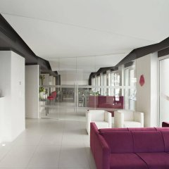 Smart Hotel Рим интерьер отеля фото 3