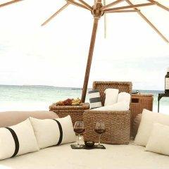 Отель Heritance Aarah (Premium All Inclusive) Мальдивы, Медупару - отзывы, цены и фото номеров - забронировать отель Heritance Aarah (Premium All Inclusive) онлайн пляж фото 2