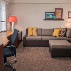 Отель Residence Inn Frederick комната для гостей фото 5
