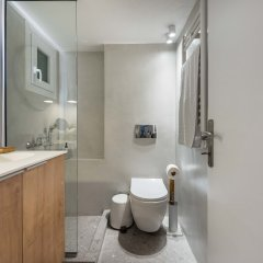 Отель Boho City Греция, Салоники - отзывы, цены и фото номеров - забронировать отель Boho City онлайн ванная