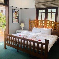 Отель Fantrip Homestay Далат комната для гостей
