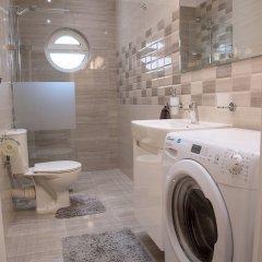 Отель The North Tower Apartment Болгария, София - отзывы, цены и фото номеров - забронировать отель The North Tower Apartment онлайн ванная фото 2