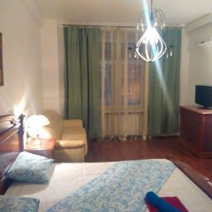 Апартаменты Lakshmi Apartment 1st Tverskaya Yamskaya комната для гостей фото 2