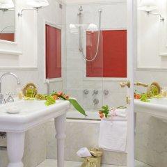 Отель Alloro B&B ванная фото 2