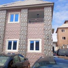 Отель ENU Holiday Home Нигерия, Энугу - отзывы, цены и фото номеров - забронировать отель ENU Holiday Home онлайн вид на фасад фото 2