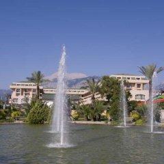 Отель Crystal Kemer Deluxe Resort And Spa Кемер
