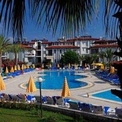 Sunlight Garden Hotel Турция, Сиде - отзывы, цены и фото номеров - забронировать отель Sunlight Garden Hotel - All Inclusive онлайн бассейн