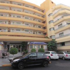 Отель HOVIMA Santa María парковка