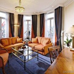 Отель Schweizerhof Zürich комната для гостей фото 3