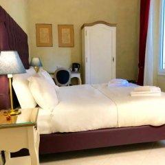 Отель B&B Le Contesse сейф в номере