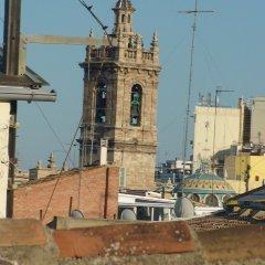 Отель Down Town 13 Испания, Валенсия - отзывы, цены и фото номеров - забронировать отель Down Town 13 онлайн приотельная территория