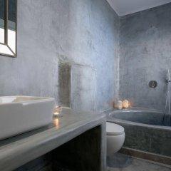 Отель Anemomilos Hotel Греция, Остров Санторини - отзывы, цены и фото номеров - забронировать отель Anemomilos Hotel онлайн ванная фото 2