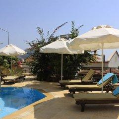 Villa Kalamaki Турция, Калкан - отзывы, цены и фото номеров - забронировать отель Villa Kalamaki онлайн бассейн фото 3