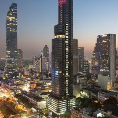 Amara Bangkok Hotel городской автобус