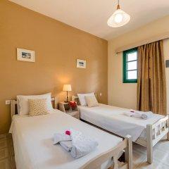 Отель Alpha Stegna Sun Пляж Стегна комната для гостей фото 3