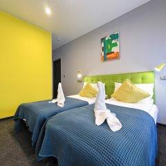 Гостиница Fjordic by Center комната для гостей