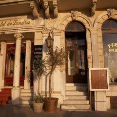 Buyuk Londra Oteli - Special Class Турция, Стамбул - отзывы, цены и фото номеров - забронировать отель Buyuk Londra Oteli - Special Class онлайн вид на фасад