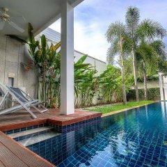 Отель Bang Tao Beach Pool Villa бассейн