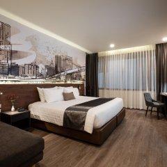 Manhattan Bangkok Hotel Бангкок комната для гостей фото 2