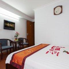 Hanoi Rendezvous Boutique Hotel комната для гостей фото 2