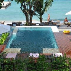 Отель Samui Honey Cottages Beach Resort бассейн фото 2