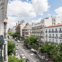 Отель Home Club Serrano VIII Испания, Мадрид - отзывы, цены и фото номеров - забронировать отель Home Club Serrano VIII онлайн балкон