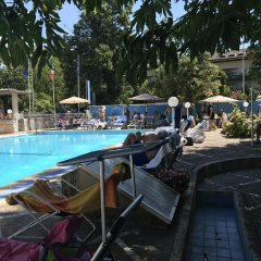Mondial Park Hotel Фьюджи бассейн фото 2