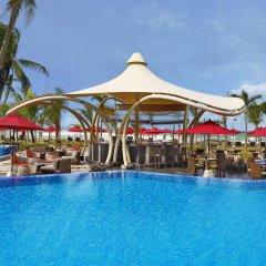 Отель Amari Galle Sri Lanka Шри-Ланка, Галле - 1 отзыв об отеле, цены и фото номеров - забронировать отель Amari Galle Sri Lanka онлайн бассейн