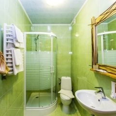 Гостиница Art Hotel Vykrutasy Украина, Буковель - отзывы, цены и фото номеров - забронировать гостиницу Art Hotel Vykrutasy онлайн ванная фото 2
