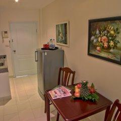 Апартаменты Mosaik Luxury Apartments в номере