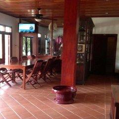 Отель Pangkham Lodge питание