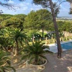 Hotel Resort Villa Giuliana Пресичче пляж