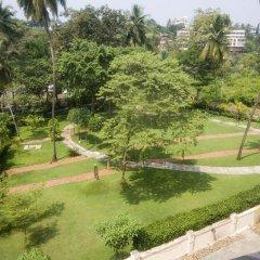 Отель Sandalwood Hotel & Retreat Индия, Гоа - отзывы, цены и фото номеров - забронировать отель Sandalwood Hotel & Retreat онлайн спортивное сооружение