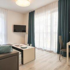 Отель AbsyntApart Dabrowskiego Вроцлав комната для гостей фото 3