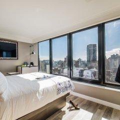 Отель Pestana Park Avenue США, Нью-Йорк - отзывы, цены и фото номеров - забронировать отель Pestana Park Avenue онлайн комната для гостей фото 3