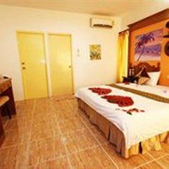 Отель Lanta Palace Resort And Beach Club Таиланд, Ланта - 1 отзыв об отеле, цены и фото номеров - забронировать отель Lanta Palace Resort And Beach Club онлайн комната для гостей фото 4